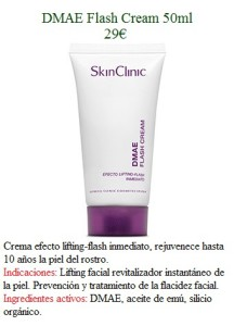 DMAE Flash Cream 50ml
