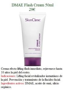 DMAE Flash Cream 50ml